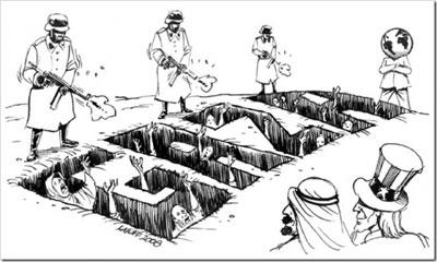 israeli-raid-on-gaza-by-latuff2