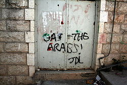 250px-Gas_the_arabs_painted_in_Hebron