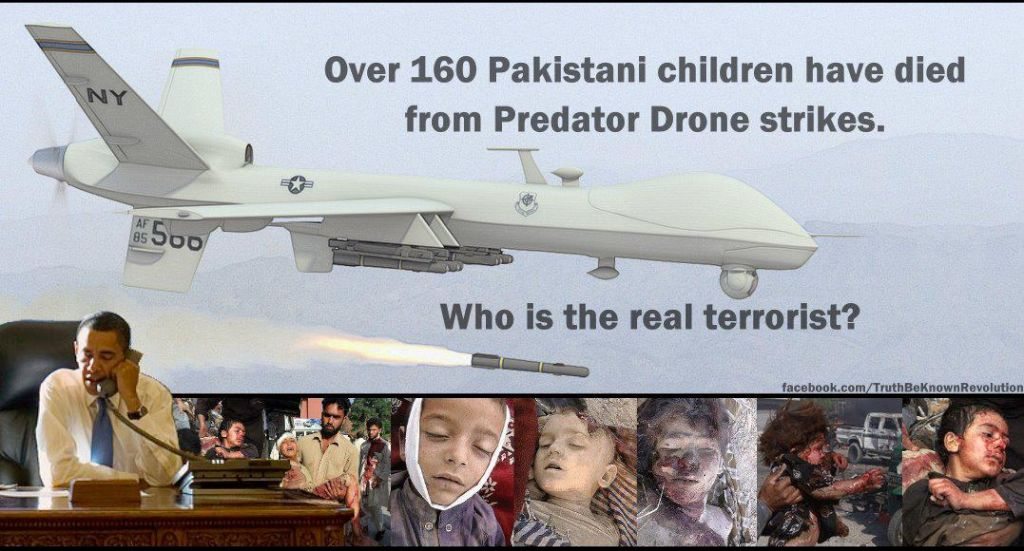 Image result for obama drones children