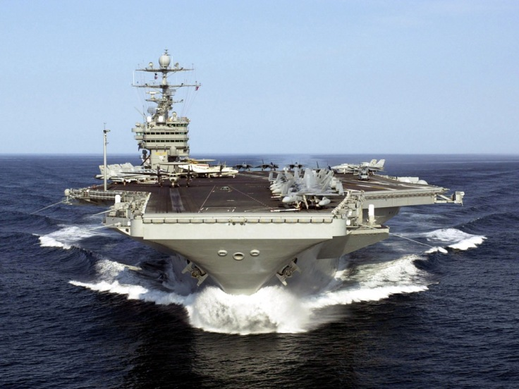 USS-Harry-S.-Truman-Aircraft-Carrier