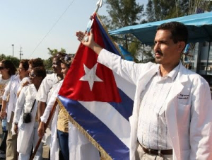cuban-doctors-arrive-in-brazil
