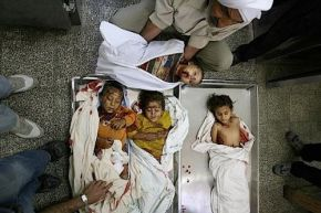 dead-palestinian-children