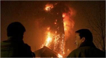 china-fire