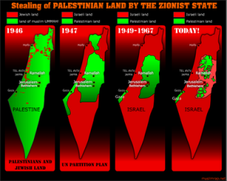 Stealing+of+Palestinian+land+by+Israel+with+the+help+of+the+west