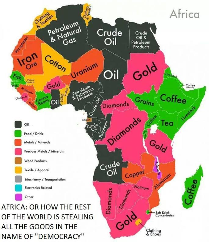 Imperialism in Africa – NEW POWER