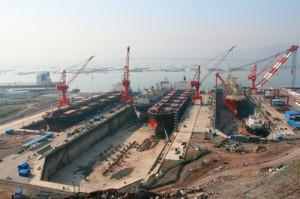Fujian-Shipyard