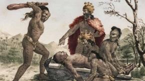 human-sacrifice